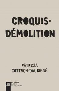 Croquis-démolition