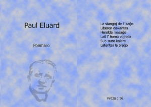 Paul Eluard Poemaro