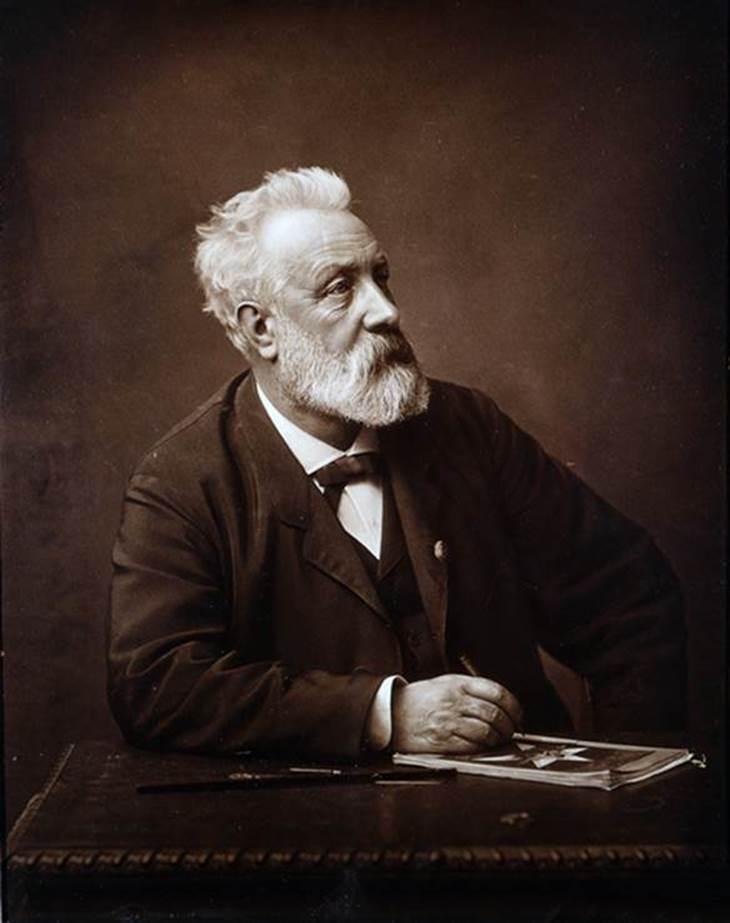 Photo de Jules Verne
